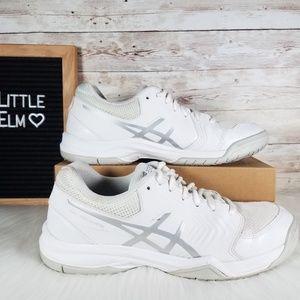 Asics Women's Gel-Dedicate 5 Tennis Shoes White